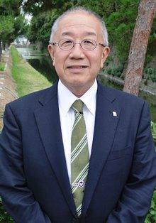 鈴木森夫代表理事